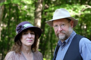 Martin and Susanne Head Shot